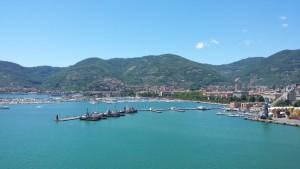 La Spezia, flussi turistici in crescita da gennaio a marzo 2019