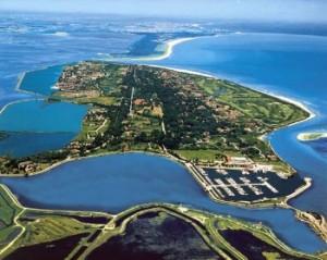 Isola di Albarella, danza, tennis e crossfit protagonisti a settembre
