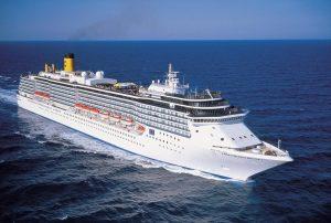 Costa Mediterranea, cancellazione per i clienti italiani delle crociere del 29 febbraio e 14 marzo