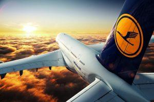 Lufthansa, Alitalia,