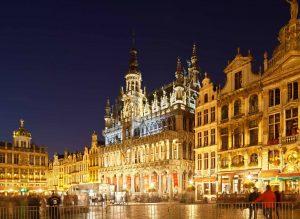 Bruxelles, dal 14 al 17 febbraio la quarta edizione del Festival della Luce