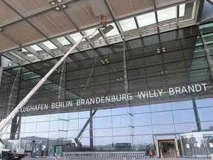 Berlino: il Terminal 2 del nuovo aeroporto rimarrà chiuso fino a metà 2021