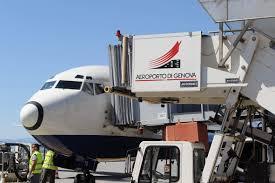 Aeroporto di Genova: traffico passeggeri a +3,2% nel primo quadrimestre