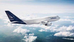 Lufthansa, livrea