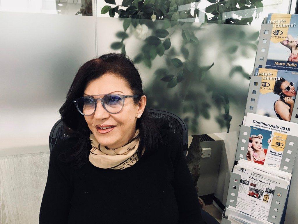 Sara Calabrese, Dirotta da Noi, Mare Italia,
