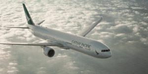 Cathay Pacific, cambiano le abitudini dei viaggiatori ma resta alta l'attenzione all'ambiente