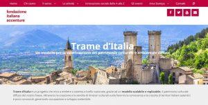 Debutta la piattaforma Trame d'Italia, una vetrina per territori da scoprire