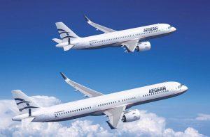 Aegean Airlines, per il 20° compleanno sconti su tutti i voli
