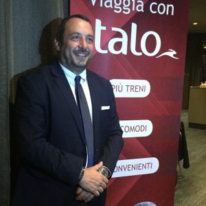 """De Angelis, Italo: """"Un 2020 nel segno del traffico leisure"""""""