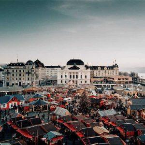 Promo mercatini di Natale a Zurigo