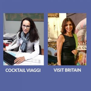 Successo per il webinar di VisitBritain e Cocktail Viaggi