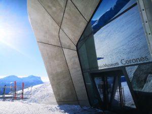 A Plan de Corones: l'ultimo dei sei musei dedicati alla montagna di Reinhold Messner