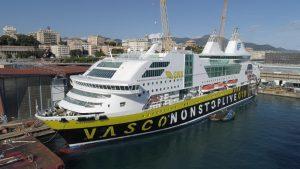 Gnv e Kiwi, le nuove attività social legate al tour di Vasco Rossi