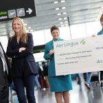 Aer Lingus e Unicef: raccolti 22 milioni di euro in 22 anni con