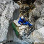 Canton Ticino, un paradiso per gli appassionati di canyoning