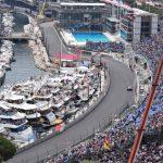 Silversea sulla griglia di partenza al Grand Prix di Monaco 2020