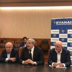 Nuovo patto Puglia-Ryanair per un network allargato