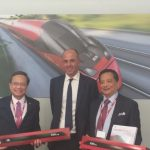 La Taiwan High Speed Rail incontra a Roma i vertici di Italo