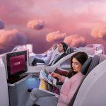 Qatar Airways promuove i viaggi in business class