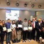 Sacbo e Bis, sei studenti premiati con borse di studio Intercultura per Irlanda