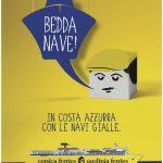 Corsica Ferries, dalla Provenza alla Sicilia con la nuova campagna di PR&Go Up