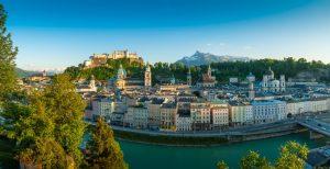 Salisburgo, un'estate all'insegna della musica con itinerari ad hoc