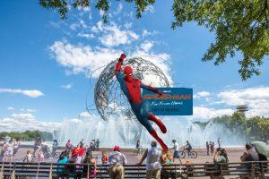New York City, guide e itinerari estivi sulla scia di Spiderman