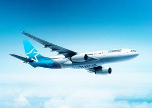 Air Transat torna a volare sulle rotte verso il Regno Unito
