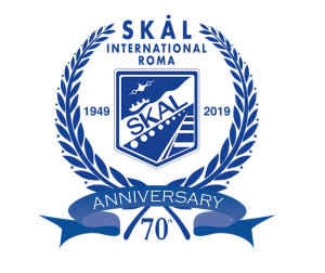 Skal International Roma celebra il suo 70° Anniversario e lancia il primo Skal Europe Day