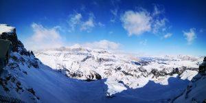 L'inverno ad Arabba propone lo sci assoluto. La garanzia di Dolomiti Superski