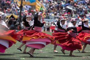 Puno ospiterà 60.000 visitatori per le celebrazioni della Virgen de la Candelaria