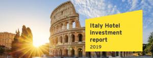 Italia: gli immobili alberghieri sono ormai un investimento main stream