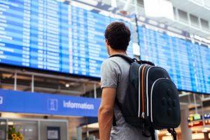 I dati di Eurocontrol: i voli in Europa sono calati del 75,9%