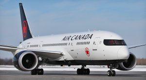 Air Canada clôture 2020 avec un rouge de 3 milliards d'euros - Foot 2020