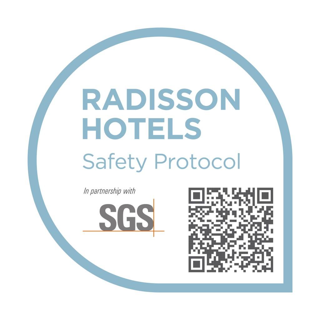 Radisson Hotel Group avvia il Radisson Safety Protocol in collaborazione con SGS