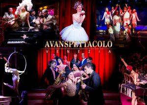Avanspettacolo Venezia: il theatre restaurant ideale per Mice ed eventi