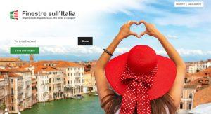 Nasce Finestre sull'Italia: un portale b2c pensato per tutte le adv e i to incoming