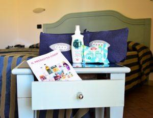 Robintur lancia i beauty kit di benvenuto Coop. Saranno disponibili in sette villaggi italiani