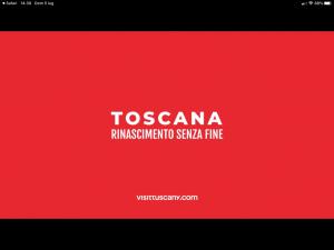"""""""Toscana, rinascimento senza fine"""": la regione promuove la ripartenza"""