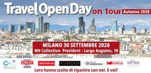 Nh Hotel Group è la nuova casa dei Travel Open Day