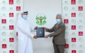 Emirates SkyCargo in partnership con International Humanitarian City