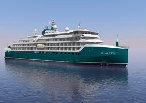 Swan Hellenic Minerva, la nuova nave expedition cruise a 5 stelle in servizio a novembre 2021