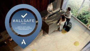Accor, in Italia il 100% del network applica il protocollo AllSafe