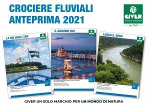 Giver presenta i cataloghi anteprima Crociere fluviali e  Grande Nord