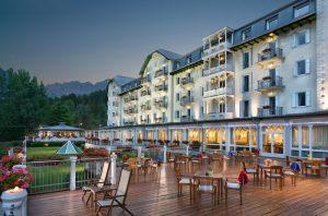 Cristallo: un'icona cortinese parte di The Luxury Collection Hotels & Resorts