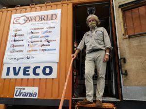 Go World: la creatività di Scortichini non si ferma e punta al lusso