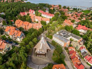 Lituania, dal piccolo Vaticano alla croce sommersa, alla scoperta dei siti religiosi