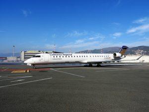 Genova, dal 25 ottobre torna il volo giornaliero Lufthansa per Monaco