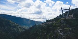 Il Portogallo inaugura 516 Arouca: il ponte sospeso più lungo al mondo