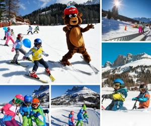Obereggen e Carezza, proposte per famiglie tra vantaggi e magie della stagione sciistica 2020/2021